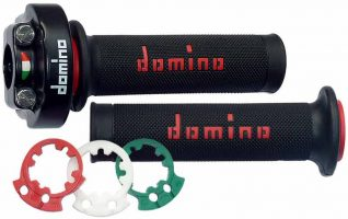 Domino quick action throttle